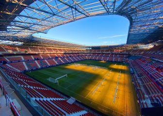 El Osasuna-Madrid, en el aire