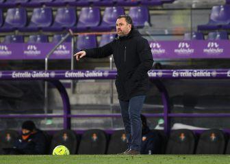 """REAL VALLADOLID Sergio González: """"Es una oportunidad perdida para coger aire"""" 1"""