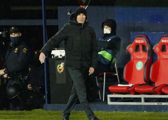 """Álvaro Benito: """"Zidane ha demostrado que no confía en demasiados jugadores"""""""