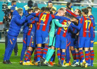 R. Sociedad-Barcelona: los azulgranas a la final en la tanda de penaltis
