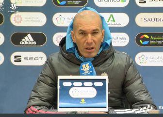 """Zidane, a Tebas: """"No eran excusas, era una evidencia"""" 1"""