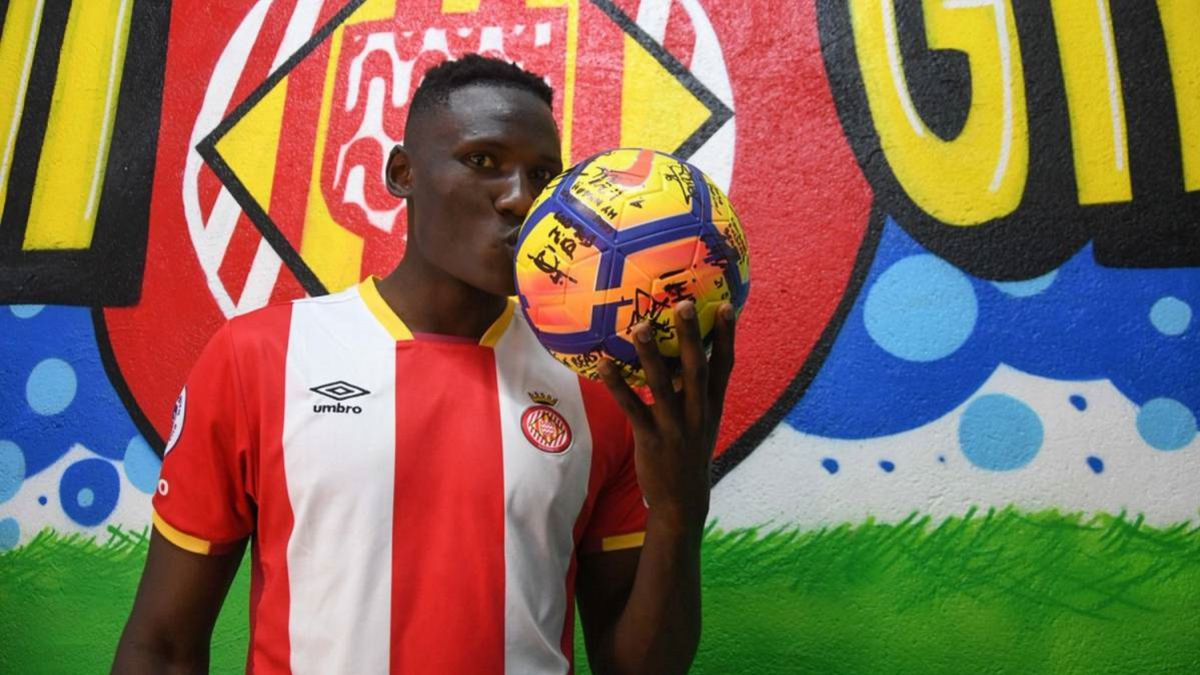 Olunga's-hat-trick-to-Las-Palmas-has-been-three-years-old