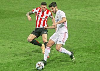 Real Madrid-Athletic en imágenes 1