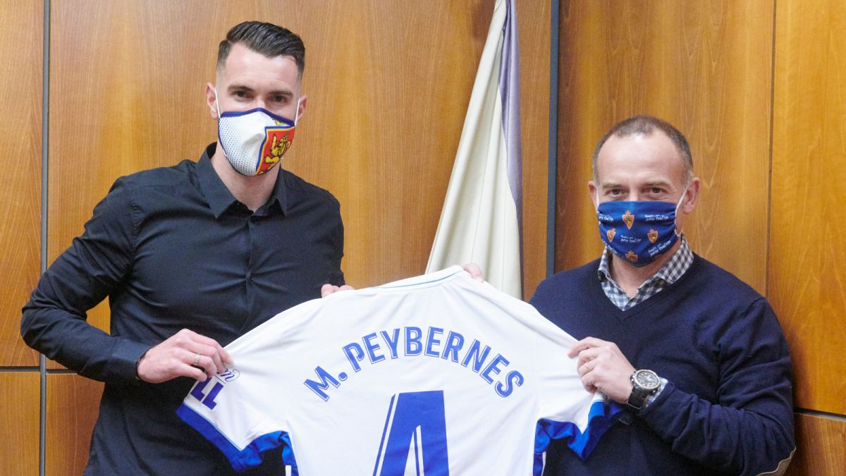 Zaragoza-makes-the-loan-of-Peybernes-official