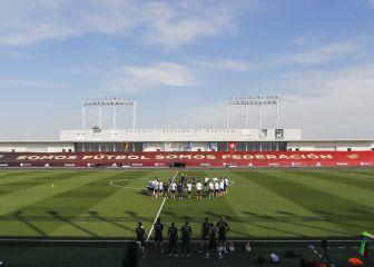 El Alcorcón-Valencia finalmente se juega este domingo en la Ciudad del fútbol de Las Rozas