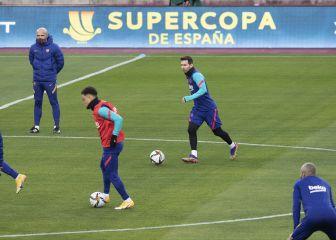 Barça y Athletic divisan un oasis 1