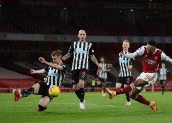 El Arsenal de Thomas y Aubameyang avanza