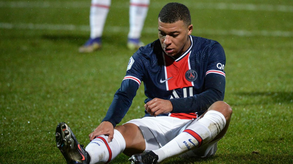 """Órdago-from-PSG-to-Mbappé:-""""Nobody-can-pay-his-salary"""""""