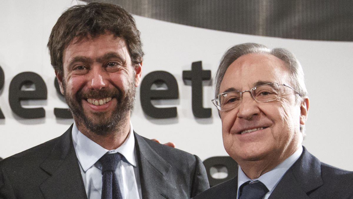 Florentino-visits-the-president-of-Juventus-in-Turin