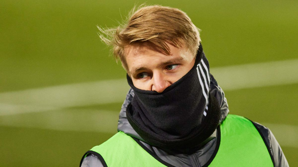 Odegaard's-reasons-for-wanting-to-leave-Real-Madrid