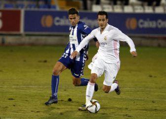 Entra Asensio por Vinicius