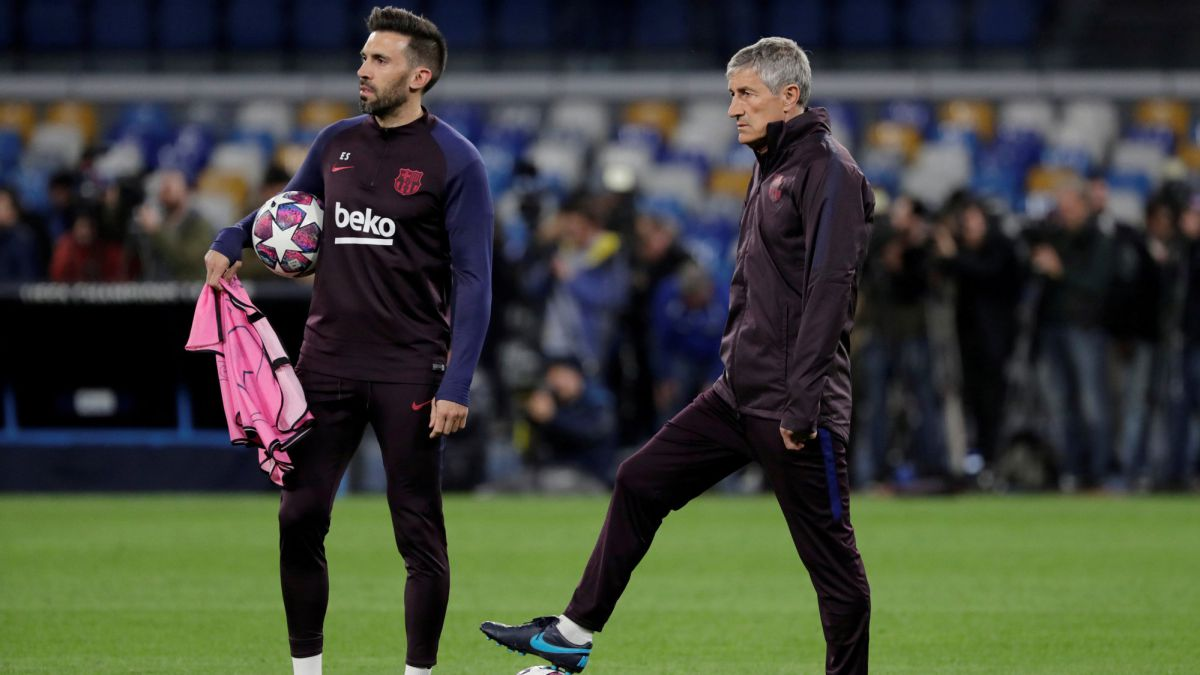 """The-Barça-will-discuss-in-the-judgment-the-""""capacity""""-of-Setién-to-train"""