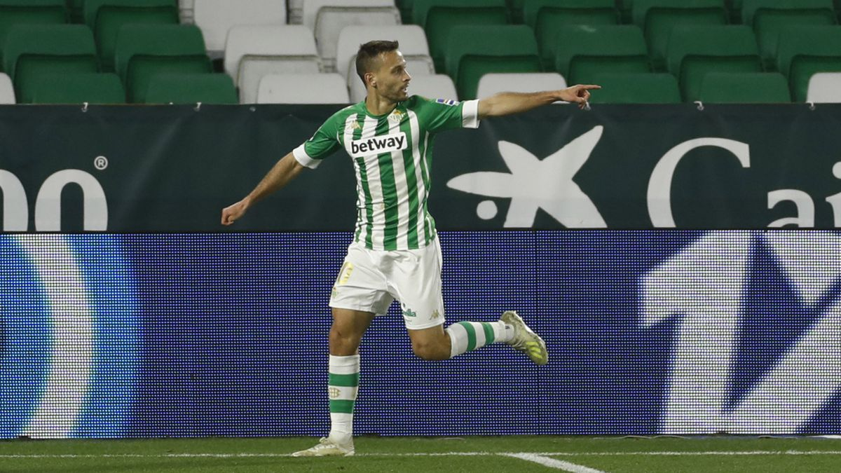 Canales-makes-Betis-dream