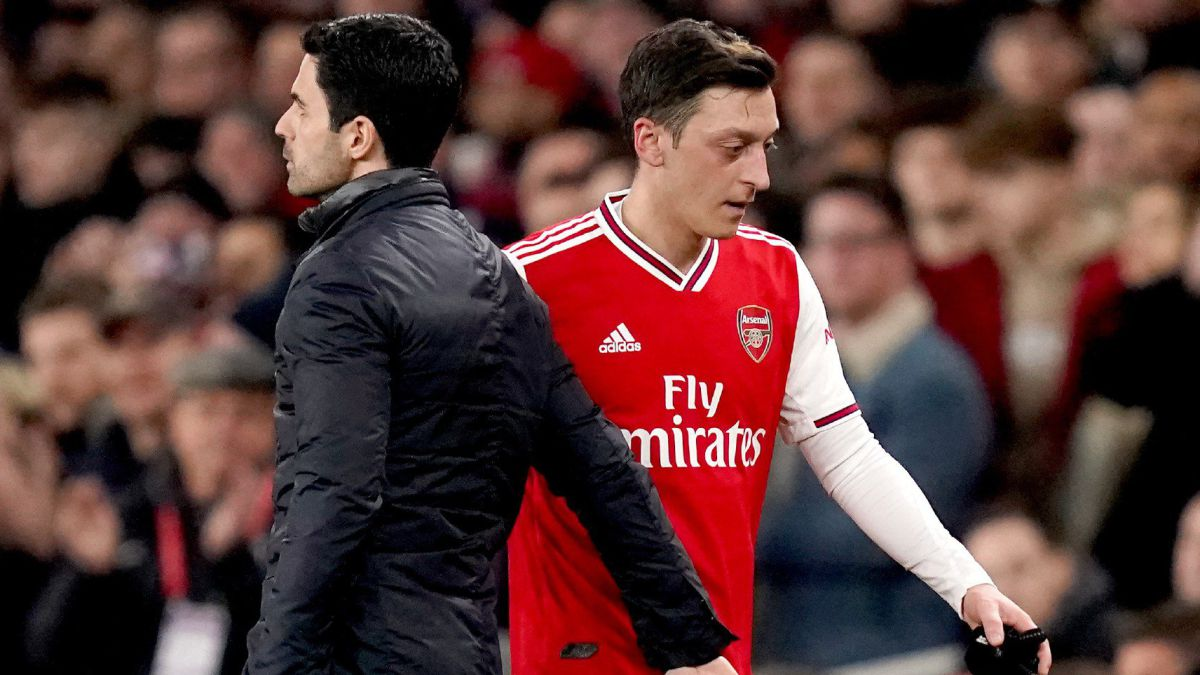 Arteta-confesses-the-reasons-why-he-dispenses-with-Özil
