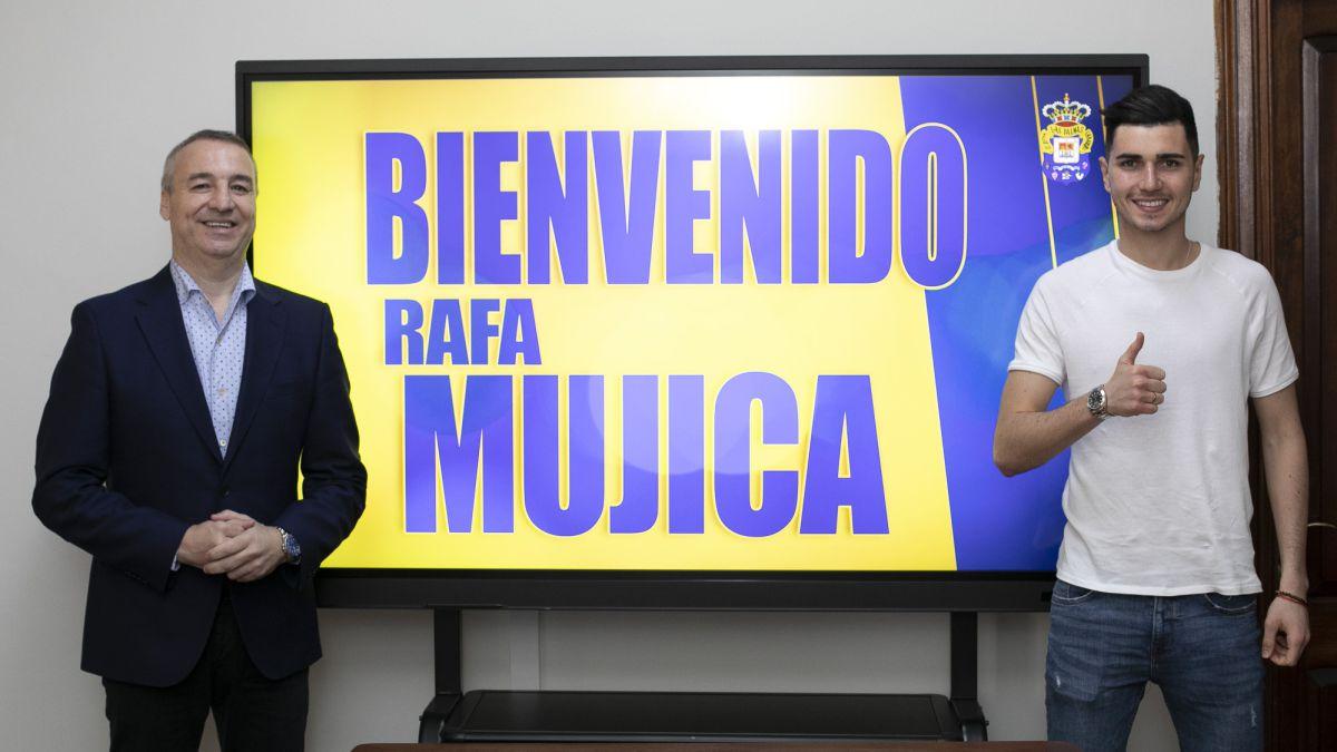 "Rafa-Mujica:-""I-am-going-to-fulfill-a-dream-since-I-was-little"""