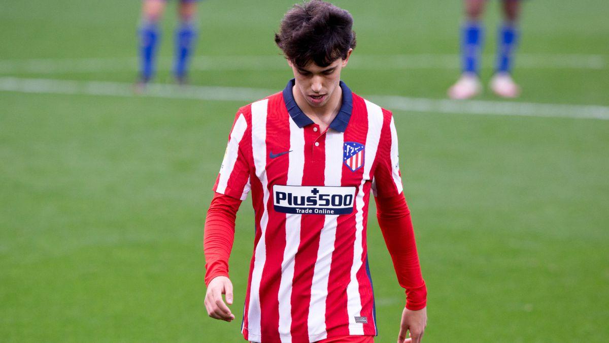 Atlético-announces-the-positive-for-coronavirus-of-João-Félix