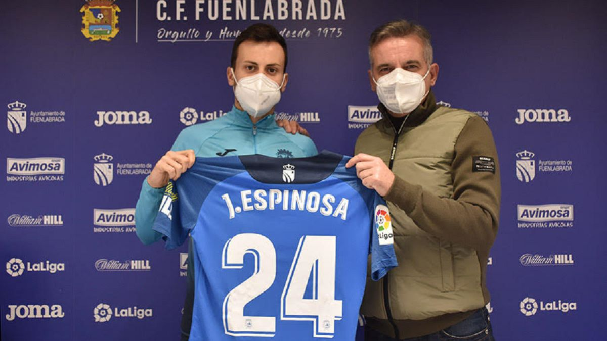 """Espinosa:-""""It-was-the-ideal-moment-to-sign-for-Fuenla"""""""