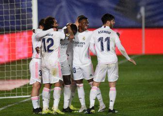 Real Madrid-Getafe Aprobados y suspensos del Madrid ante el Getafe: Marcelo renace en medio del caos 1