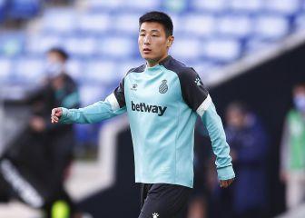 Wu Lei se codea con Son, Ryan y Honda en el XI de la década