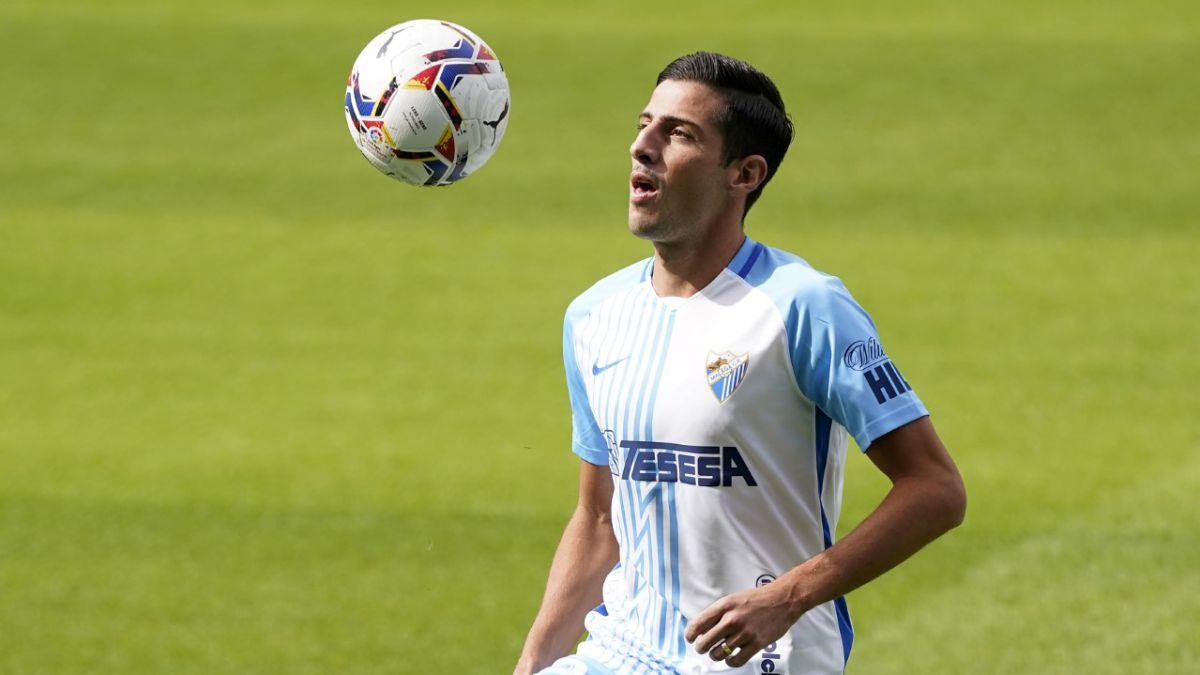 """Pablo-Chavarría:-""""My-short-term-dream-is-to-move-up-with-Málaga"""""""