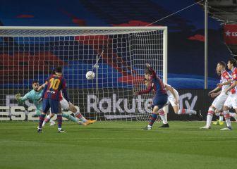 El Barça denuncia que el VAR sigue cometiendo errores en su contra 1