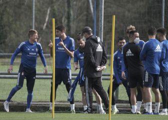 Real Oviedo   El objetivo del Oviedo es mejorar en el Carlos Tartiere 1