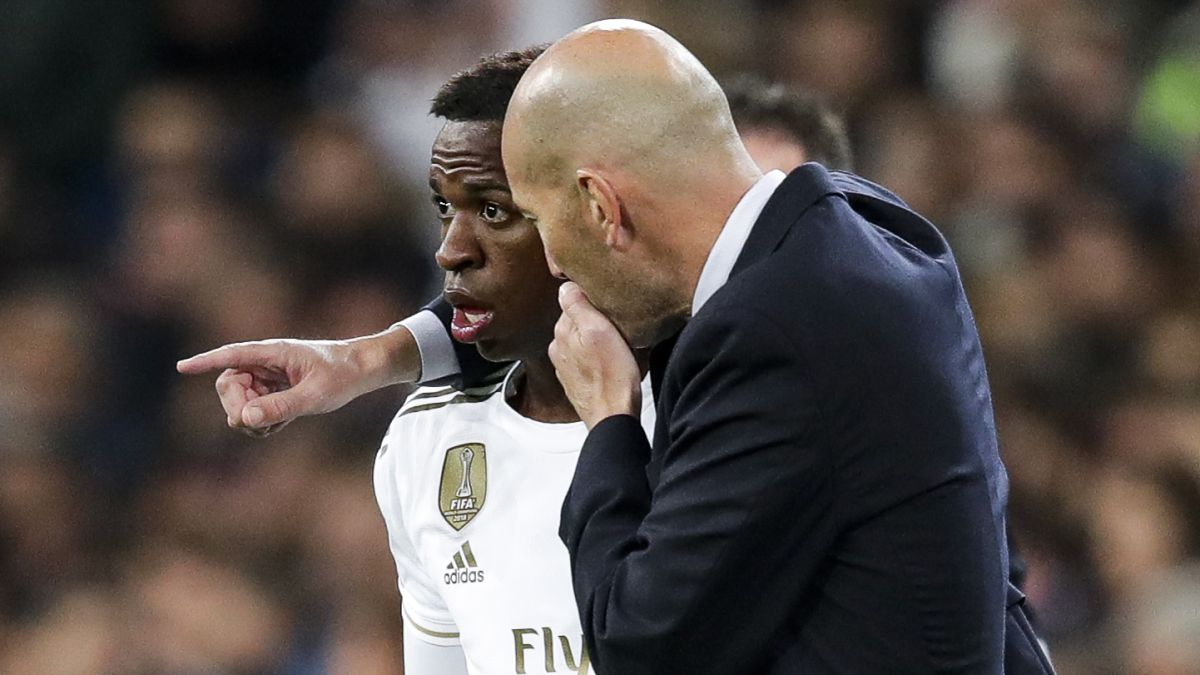 Vinicius'-call-to-Zidane-that-has-changed-his-luck