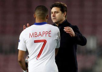 """Pochettino: """"¿Mbappé? Creo que es un tema que acabará pronto"""" 1"""