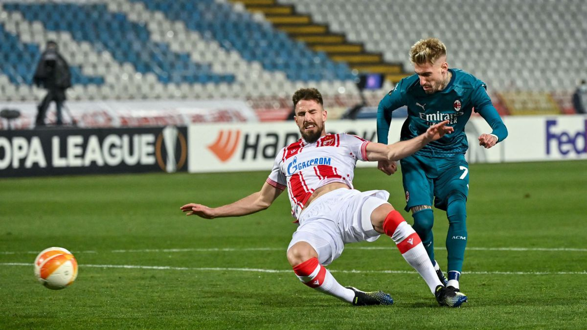 Milan-loses-victory-over-the-horn-in-Belgrade