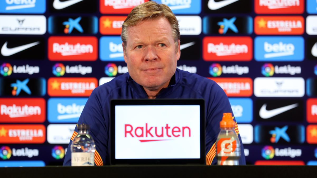"Koeman:-""The-shouts-between-Piqué-and-Griezmann?-I-like-..."""
