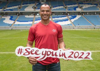 """Cafú: """"Qatar 2022 no será solo fútbol, habrá mucho más"""" 1"""