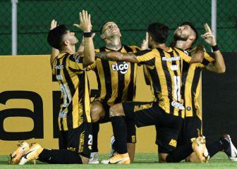 Royal Pari - Guaraní en vivo: fase previa Copa Libertadores, en directo hoy 1