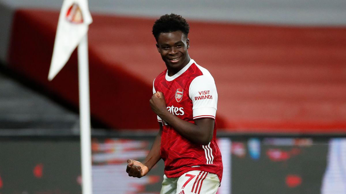 England-surrender-to-Saka-the-new-star-of-Arsenal