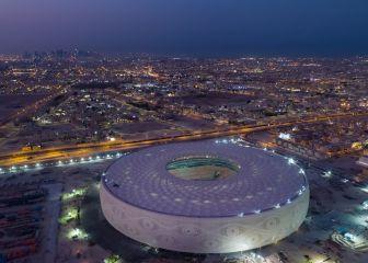 El estadio Al Thumama está casi finalizado para FIFA Qatar 2022 1