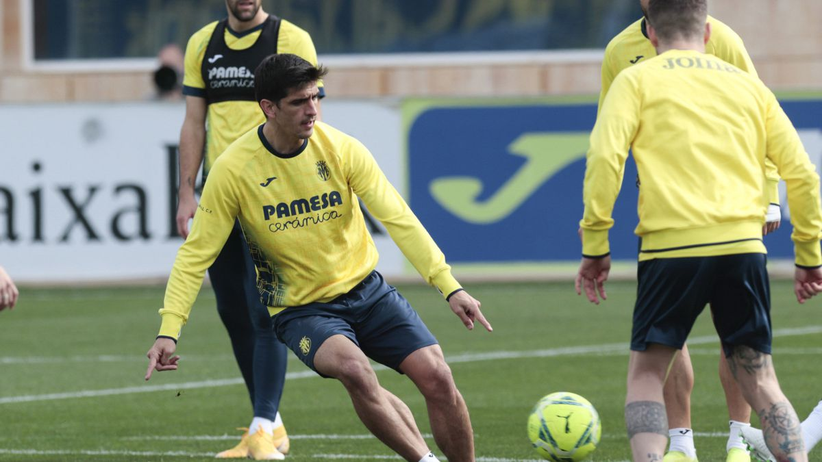 """Gerard-Moreno:-""""We-are-at-the-key-moment-of-the-Europa-League"""""""