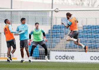Los ídolos están de vuelta: Sergio Ramos y Fran Escriba 1
