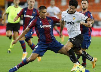 Levante - Valencia en directo: LaLiga Santander, en vivo 1
