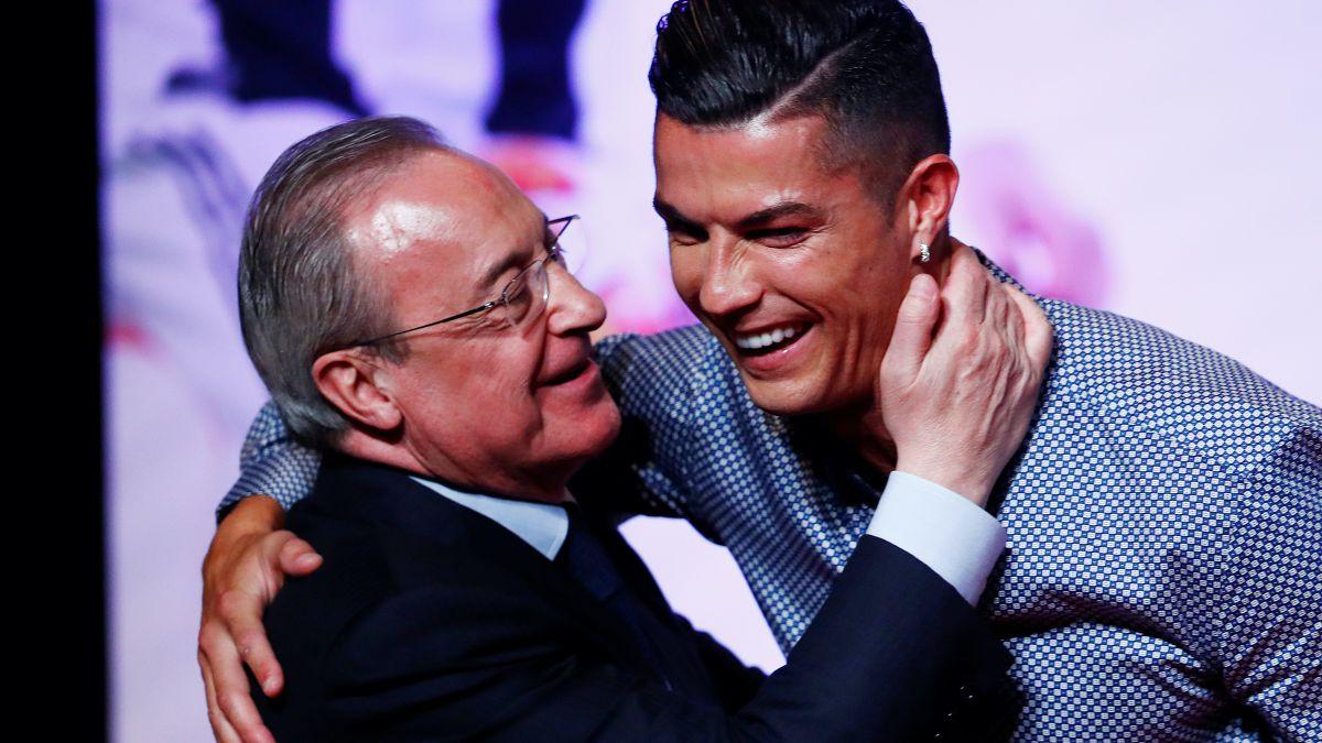 Florentino-Pérez-proposed-to-Cristiano-to-return-to-Madrid
