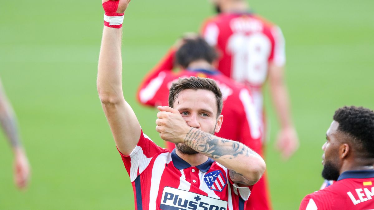 Saúl-wants-to-leave-Atlético-and-has-an-offer-from-Bayern
