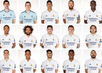 Elige el once del Real Madrid contra el Atalanta 1