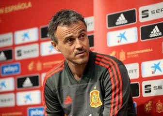 Convocatoria de España, en directo: lista completa de la Selección de Luis Enrique 1