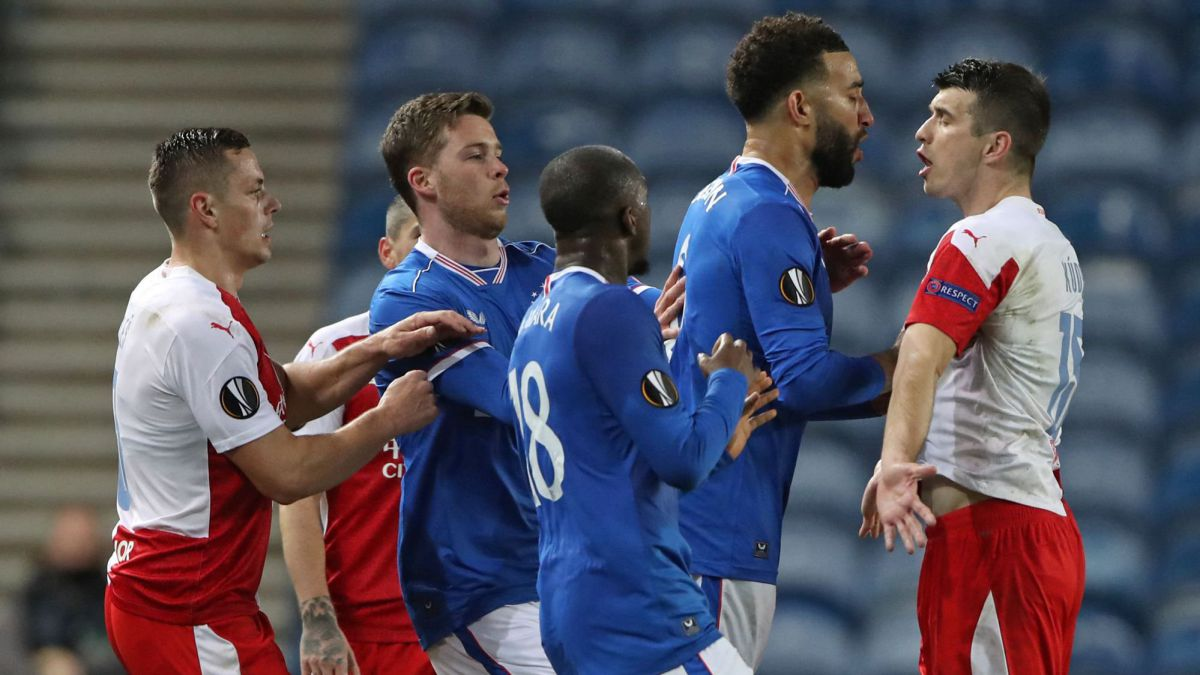 Rangers-will-not-tolerate-racist-insult-to-Kamara-and-will-ask-UEFA-for-action
