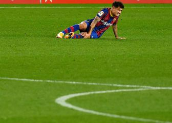 Coutinho viaja a Brasil para evaluar de nuevo su rodilla 1