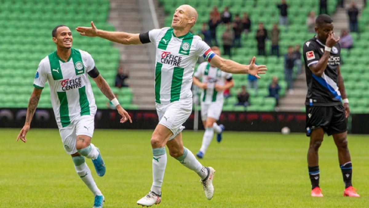 Robben-has-no-end