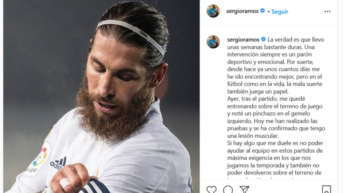 """Letter-from-Ramos:-""""I've-been-a-pretty-tough-few-weeks-..."""""""