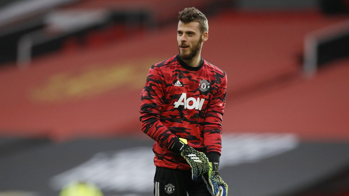 """""""There-is-no-possibility-of-De-Gea-staying-at-United"""""""