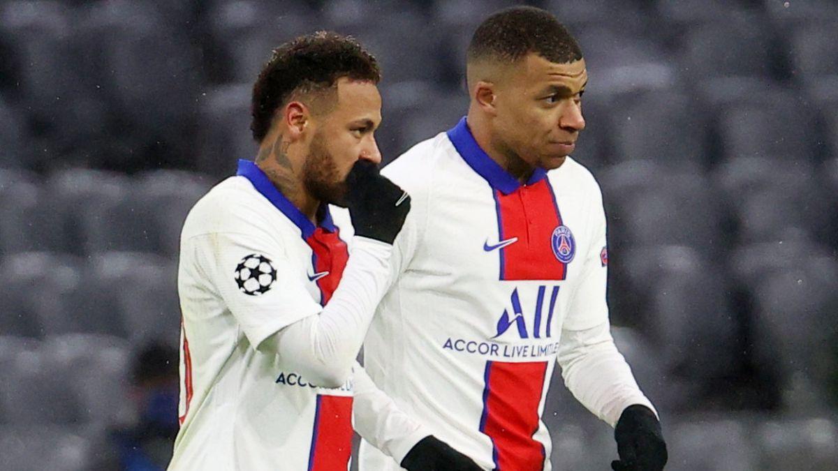 "Leonardo-and-the-renovations-of-Mbappé-and-Neymar:-""Soon-..."""