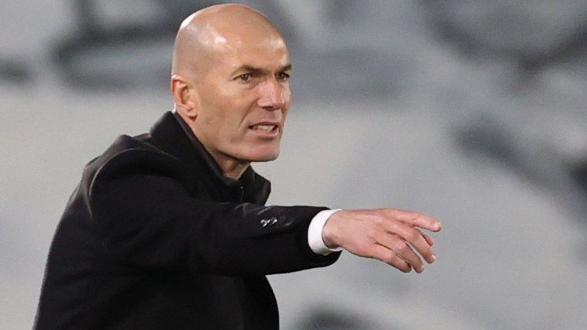 Zidane-Juve-a-matter-of-time