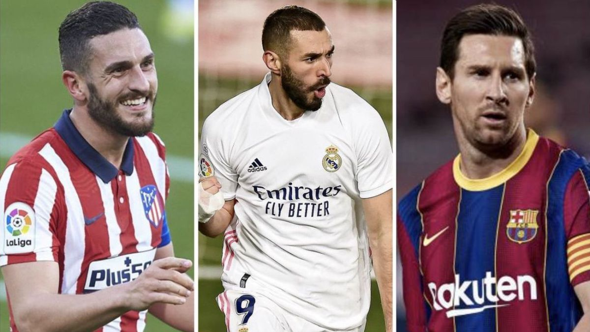Atlético-Barcelona-and-Real-Madrid:-calendar-and-which-league-games-they-have-left