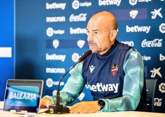 """Paco López: """"Nos vamos a encontrar al mejor Villarreal"""""""
